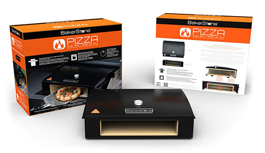 bakerstone pizza oven box. Black Bedroom Furniture Sets. Home Design Ideas